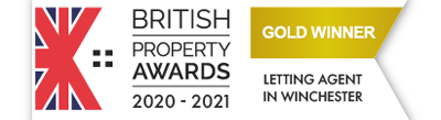 British Property Awards gold winner